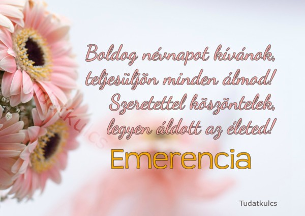 01.23 Emerencia